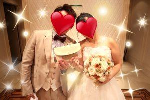 中田さん 結婚式